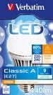 Verbatim LED Classic A E27 8.8W (52019)