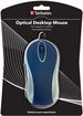 Optical Desktop Mouse (Blue)