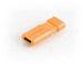 PinStripe USB Drive 16GB - Volcanic Orange