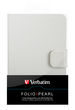Folio Case for Kindle Fire - Pearl White