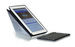 Folio Pro with Bluetooth� keyboard for iPad & iPad 2 - German keyboard