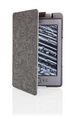 Folio Case with LED light for Kindle - Slate Silver