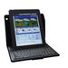 Folio Slim with Bluetooth� keyboard for iPad & iPad 2 - German keyboard