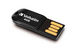 Micro USB Drive 4GB - Black