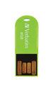 Micro USB Drive 8GB - Eucalyptus Green