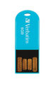 Micro USB Drive 8GB - Caribbean Blue