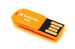 Micro USB Drive 8GB - Volcanic Orange