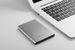 Store 'n' Go Ultra Slim Portable Hard Drive 500GB USB 3.0 Silver