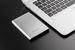 Store 'n' Go Ultra Slim Portable Hard Drive 500GB USB 3.0 Silver