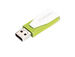 Swivel USB Drive 32GB - Eucalyptus Green