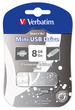Mini USB Drive 8GB Elements Edition - Wind