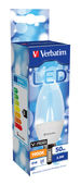 Verbatim LED VxRGB Natural Vision Candle E14 2.5W (52243)
