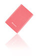 Store 'n' Go USB 3.0 Portable Hard Drive 1TB Sunglo Pink
