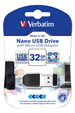 32GB NANO USB Drive with Micro USB Adapter