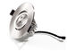 Verbatim LED Downlight 12W 675lm 40° - Chrome