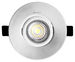 Verbatim LED Downlight 12W 675lm 40� - Chrome