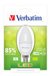 Verbatim LED Candle Frosted E14 4.5W (52602)