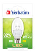Verbatim LED Candle Clear E14 4.5W (52603)
