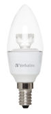 Verbatim LED Candle Clear E14 5.5W (52604)