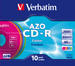 CD-R AZO Colours