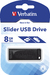 Slider USB Drive - 8GB