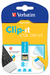 Clip-it USB Drive 8GB Blue