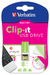 Clip-it USB Drive 8GB Green