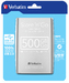 Store 'n' Go USB 3.0 Portable Hard Drive 500GB Silver