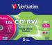 CD-RW Colour 12x