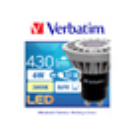 Verbatim LED GU10 6W 3000K 430lm (52306)