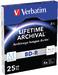 Verbatim MDISC Lifetime Archival BD-R - 3 Pack Slim Case