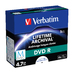 Verbatim MDISC Lifetime Archival DVD R - 5 Pack Jewel Case