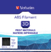 Verbatim ABS Filament 1.75mm 1kg - Black