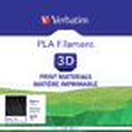 Verbatim PLA Filament 2.85mm 1kg - Black