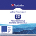 Verbatim ABS Filament 1.75mm 1kg - Blue