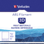 Verbatim ABS Filament 1.75mm 1kg - Natural Transparent