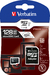 Verbatim Premium U1 MicroSDXC card 128GB + adapter