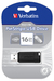 PinStripe USB Drive 16GB - Black