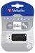 PinStripe USB Drive 64GB - Black