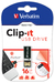 Clip-it USB Drive 16GB Black