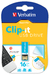 Clip-it USB Drive 16GB Blue