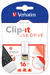 Clip-it USB Drive 16GB White