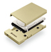 Store 'n' Go 2.5'' HDD/SSD Enclosure Kit USB-C/3.1 - Gold