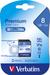 Verbatim Premium U1 SDHC 8GB Memory Card