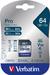 Verbatim Pro U3 64GB SDXC Card