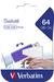 Swivel USB Drive 64GB - Violet