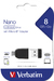 8GB NANO USB Drive with Micro USB (OTG) Adapter