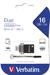 Dual Drive OTG/USB 2.0 16GB