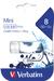 Mini USB Drive 8GB Graffiti Edition - Blue