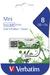 Mini USB Drive 8GB Graffiti Edition - Green
